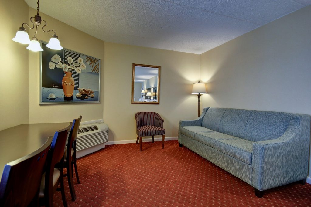 Rooms & Rates | Ocean City MD Oceanfront Hotel | Castle in the Sand