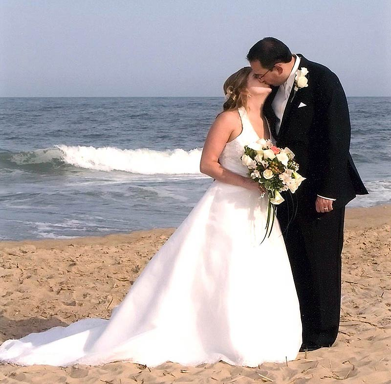 Weddings | Ocean City MD Oceanfront Hotel | Castle in the Sand