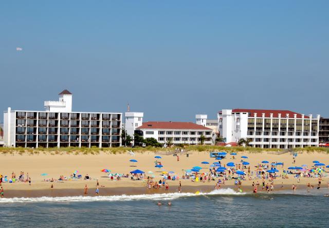 Castle Hotel Ocean City Md