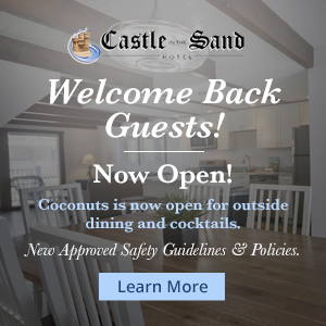 Castle in the Sand Now Open